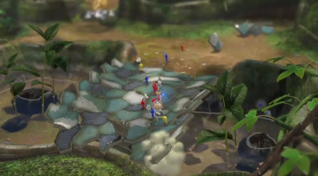 Pikmin 3 Gameplay Screenshot Wii U E3 2012