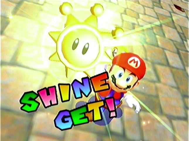 Rise and Shine Mario Shine Get E3 2012