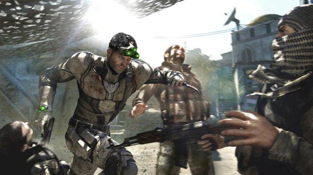 Splinter Cell: Blacklist Killing In Motion
