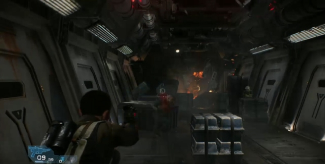 Star Wars 1313 Gameplay Screenshot