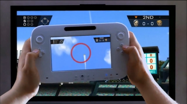 Wii U Gamepad Supports Motion Controls With Gyro and Motion Sensors