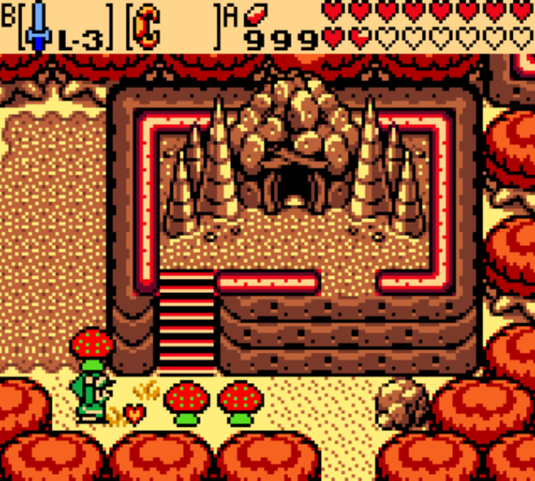 The Legend of Zelda: Oracle of Seasons Screenshot