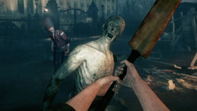 ZombieU Gameplay Screenshot for Wii U