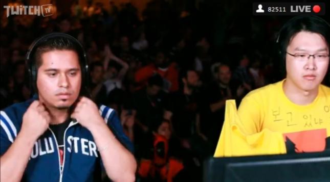 Bala of Mexica vs MadKOF of Korea EVO 2012 KOF XIII Grand Championship. MadKOF Wins!