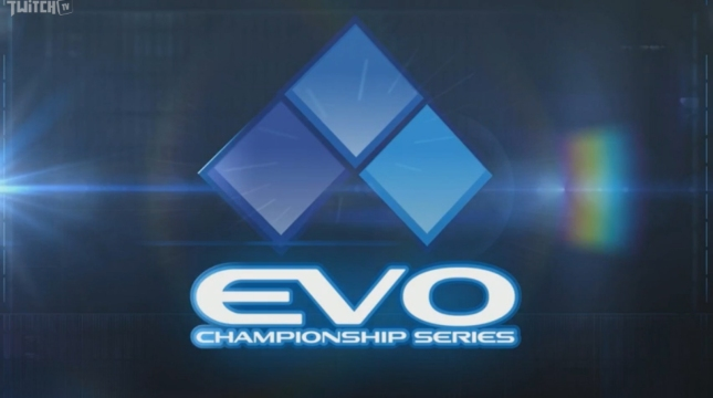 EVO 2012 Logo for Evolution 12 World Fighting Game Tournament
