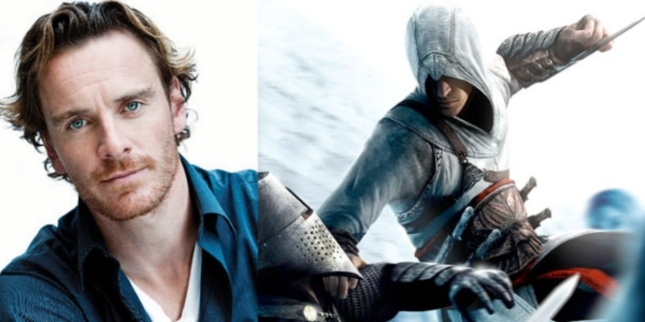 Fassbender Ezio Assassin's Creed Movie Mockup
