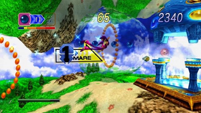 Nights HD Remake (Xbox 360, PS3, PC) Screenshot