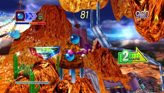 Nights Remake Gameplay Screenshot