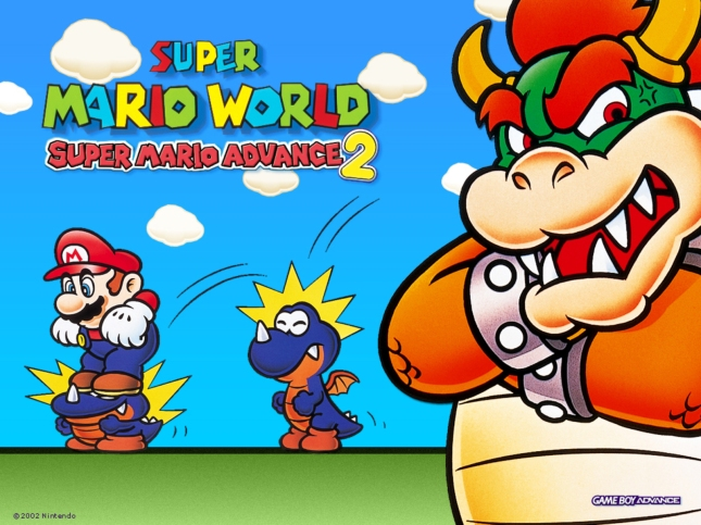Super Mario World Bowser Wallpaper