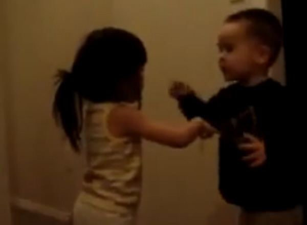 The Cutest Argument Boy & Girl Fight