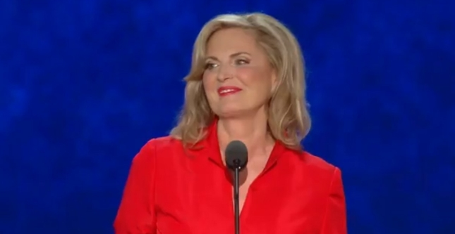 Ann Romney RNC2012 Speech Photo Pic