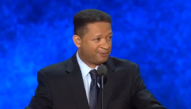 Artur Davis RNC2012 Speech Photo of Black Democrat Turned Republican