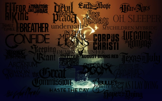 Best Christian Metal Bands Wallpaper By ZippMotionless