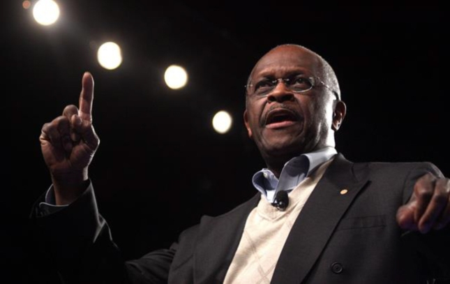 Herman Cain Will Speak at the Unity Rally 2012 In Support of the GOP & Obama's Defeat