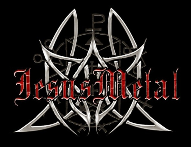 Jesus Metal Music Logo