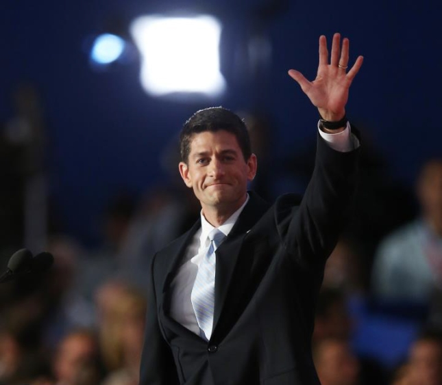 Paul Ryan Rockstar Speech RNC 2012