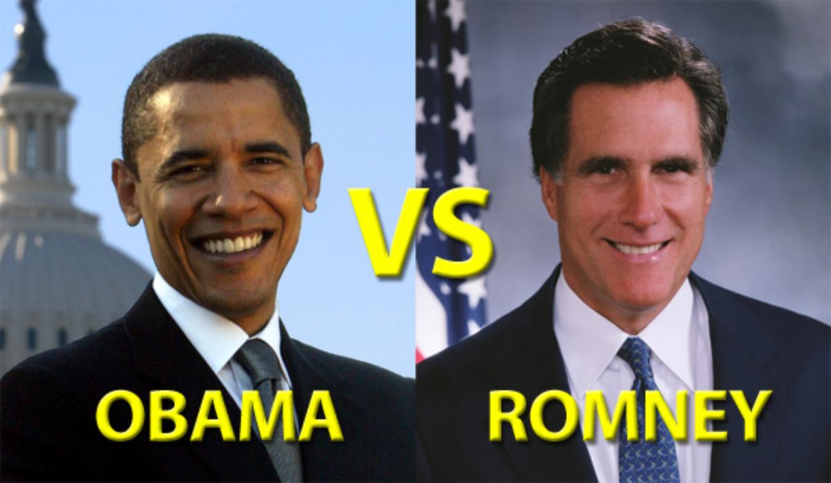 mitt romney vs barack obama publish with glogster