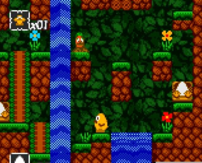 Toki Tori Game Boy Color Screenshot 3DS Virtual Console