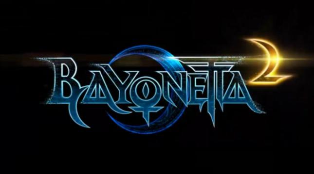 Bayonetta 2 WiiU Logo