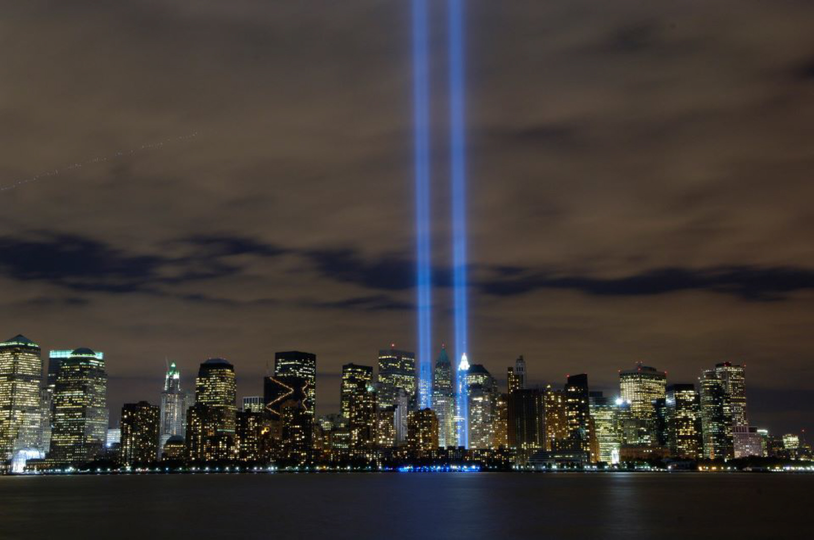 Great Wallpaper Home Screen New York - beautiful-911-two-tower-lights-wallpaper  Best Photo Reference_693596.jpg