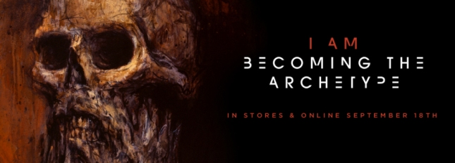 Becoming the Archetype I Am Facebook Timeline Cover Banner Artwork