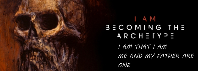 I Am Lyrics Song Banner Becoming the Archetype