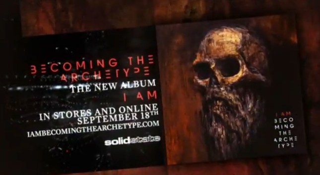 Becoming the Archetype IAM cover artwork and release date banner