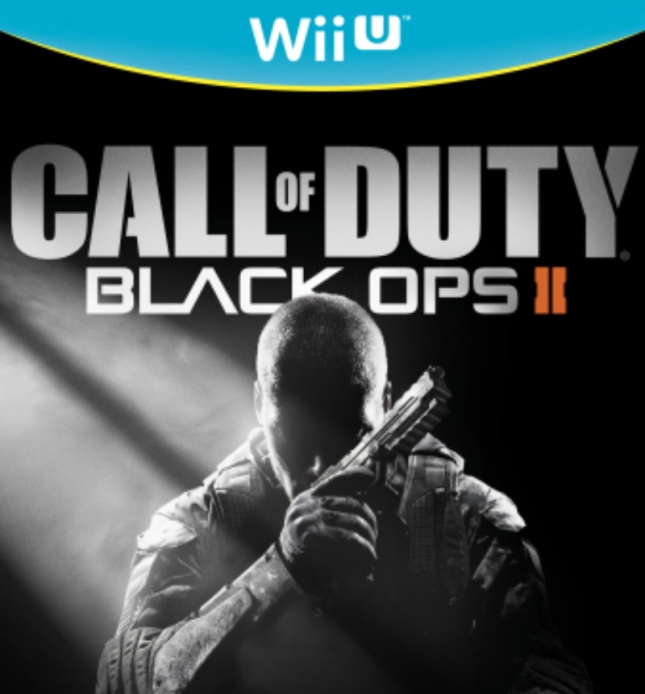 Black Ops 2 WiiU Box Art