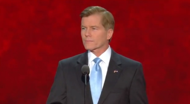 Bob McDonnell RNC2012 Speech Photo Pic of Virginia Governor Addressing Republican National Convention