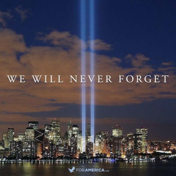 Image result for we will never forget