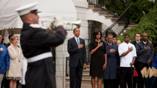 Remembering 911 President Obama September 11 2009