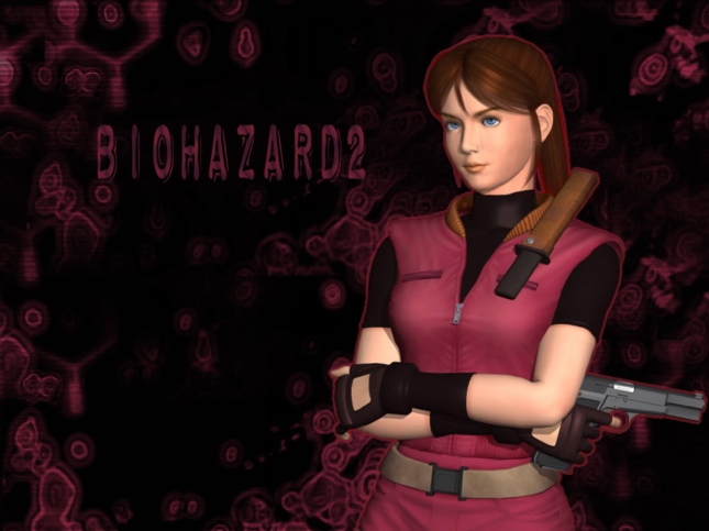 Resident Evil 2 Claire Wallpaper