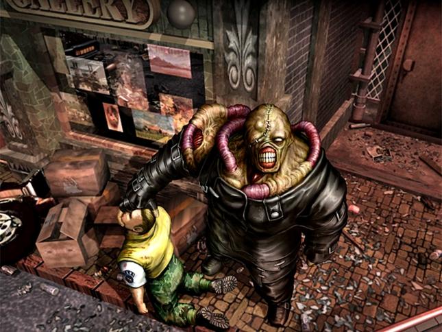 Resident Evil 3 Nemesis Brad Wallpaper Dead Head