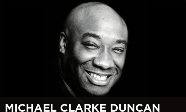 RIP Michael Clarke Duncan. Actor Dead At 54. Sad Day