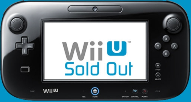 WiiU Sold Out At GameStop. Buy Yours Now!