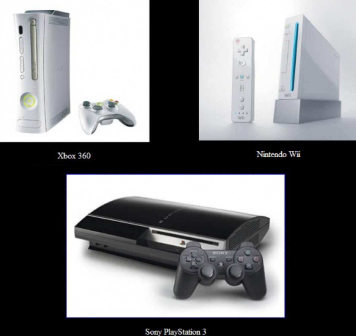 Xbox 360 outsells ps3, modern warfare 2 rules pcworld xbox 360 vs ps3 graphics
