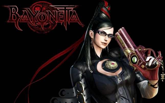 Bayonetta Cute Wallpaper