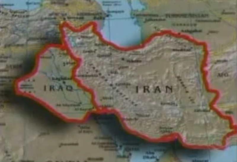 Andy Rooney On The Middle East. Utah and Utaq, Mesopotamia and Persia, Iraq Half the Size of ...