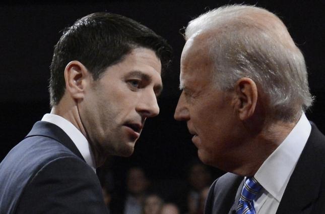 Ryan vs Biden Debate 2012