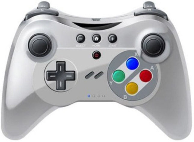 SNES Wii U Pro Third Party Controller