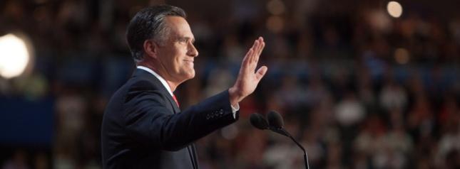 Farewell Mitt Romney
