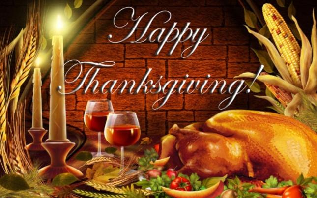 Happy Thanksgiving! Gobble Gobbling Gaming Goodness