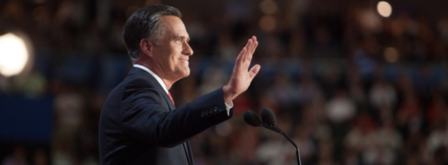 Farewell Romney Facebook Timeline Cover Election 2012 Concession Speech