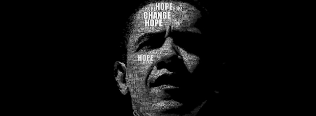 Obama 2012 Timeline Cover Facebook Hope and Change