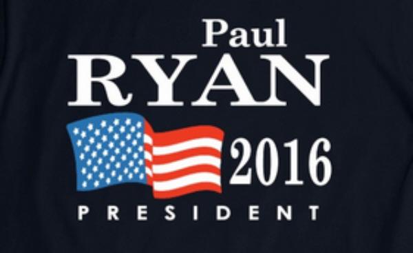 Paul Ryan 2016