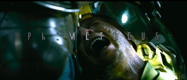 Prometheus Alien Death Screenshot