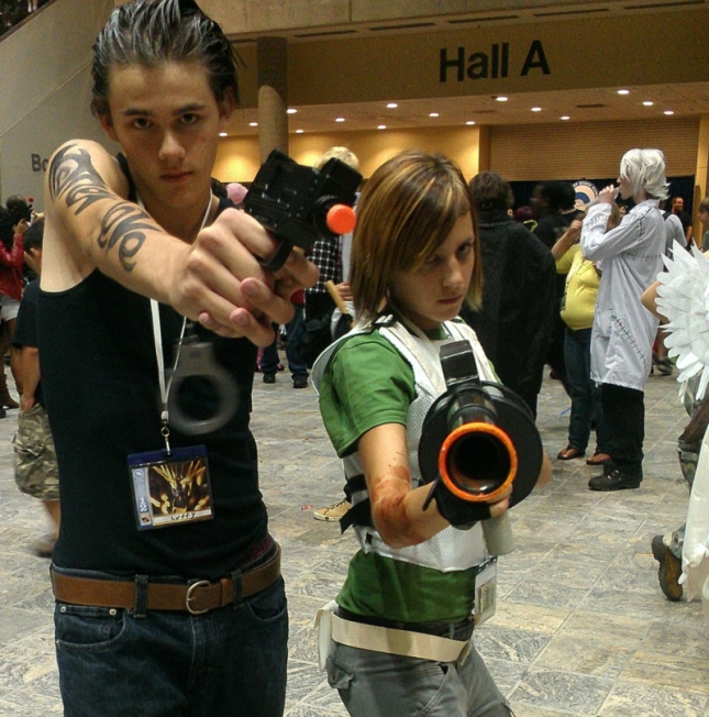 Rebecca Billy Cohen Cosplay Resident Evil Zero RE0