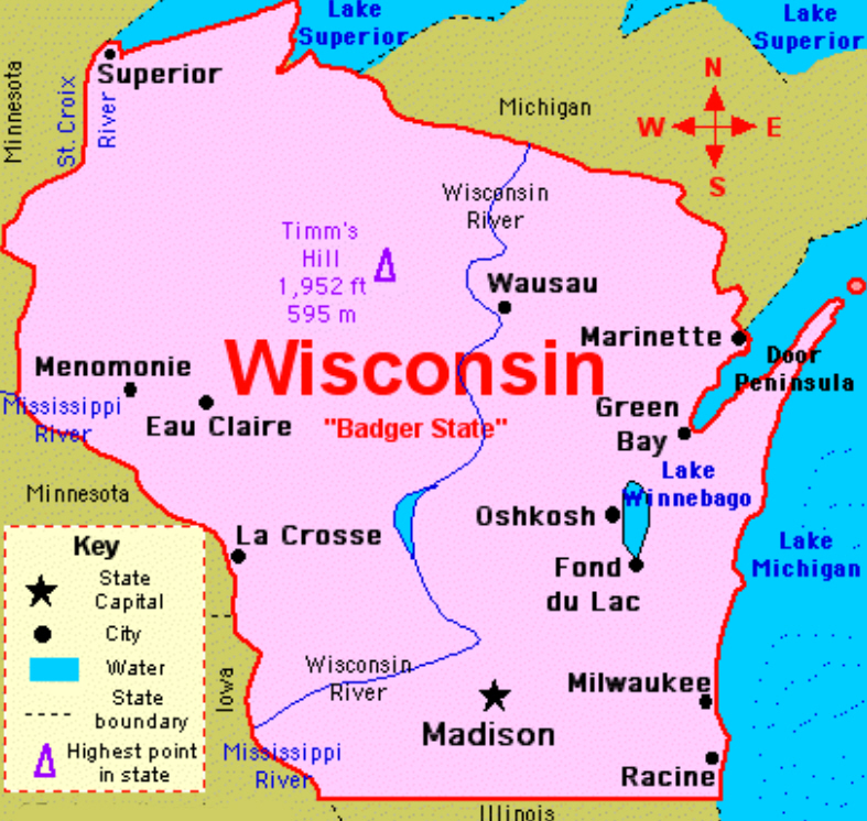 Mitt Romney Wins Wisconsin? Your Prediction. Obama or Romney Will ...