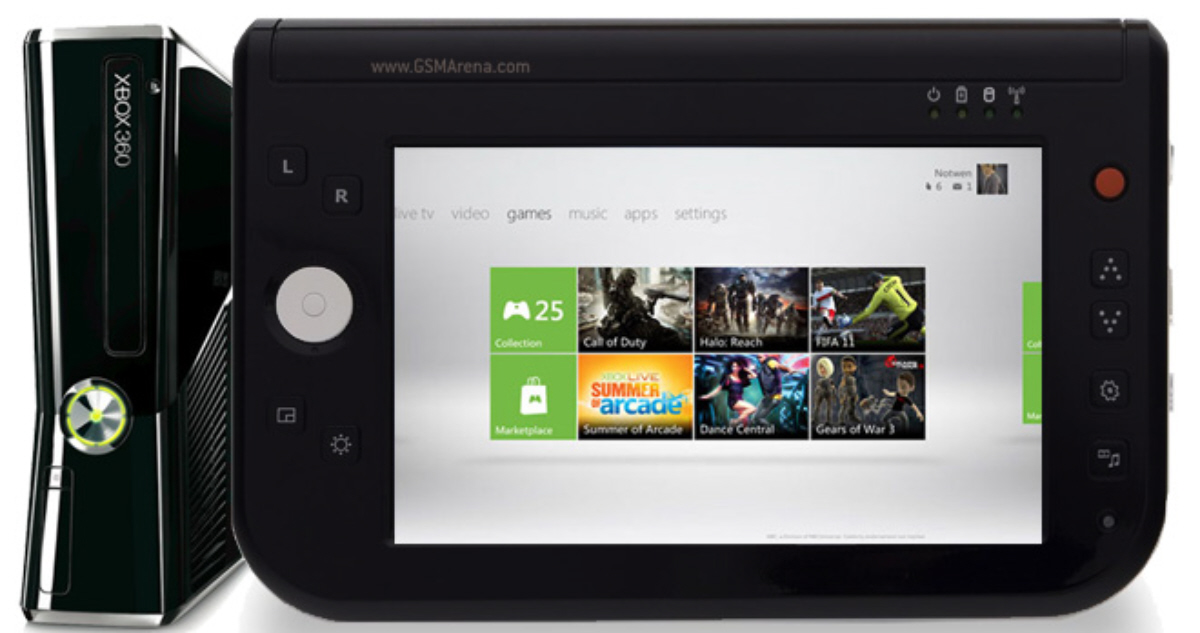 Xbox Wii U? Xbox Tablet (Mini) In Development Say Reports