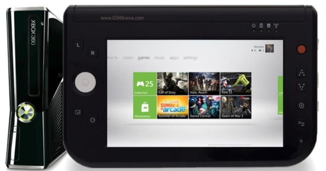 Xbox Wii U Tablet Mini Surface In Development? Microsoft Answer to WiiU?